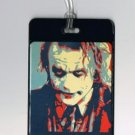 Batman the Dark Knight JOKER Luggage or Book Bag Tag