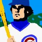 SC Ryne Sandberg Chicago Cubs pop art print 1 of 25