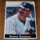 Amazing NY New York Yankees Don Mattingly bat Montage