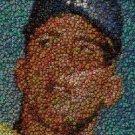 COOL 19X13 Mickey Mantle rookie Bottlecap mosaic print