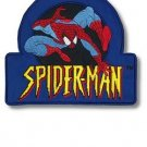NEW Spiderman Embroidered Logo Jumbo Patch Spider-Man