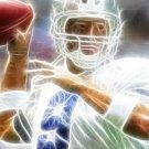 wisp Dallas Cowboys Tony Romo pop art #ed to 25 w/COA