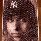 Amazing New York Yankees Derek Jeter b/w Montage #ed