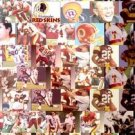 Amazing Washington Redskins Art Monk Montage signed/#ed
