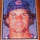 Amazing Chicago Cubs Ryne Sandberg Montage 1 of only 25