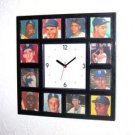 Topps 1952 Wax Pack Clock with 12 pictures Mantle/Mays