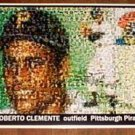 Amazing 1955 Roberto Clemente TOPPS Rookie card Montage