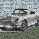 Amazing 1964 Aston Martin Montage Limited Edition print