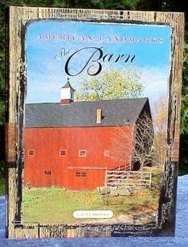 American Landmarks The Barn Hardback Book Laura Brooks 1997