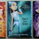 Disney Star Darlings 3 Softcover Books Sage Journey Pipers Dream Astra's Mission