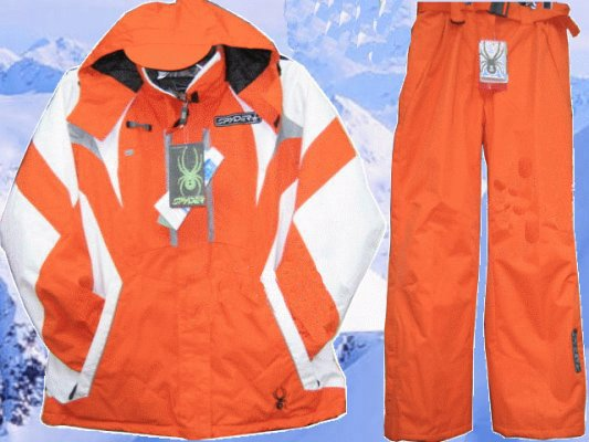 Men's suit Ski /Snowboard Jacket+ pants