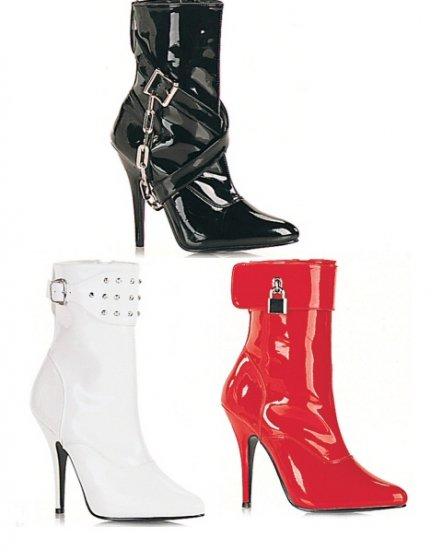 Women's Ankle Boot with Interchangeable Straps