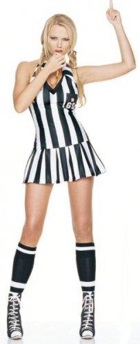 3 Piece Game Referee Costume