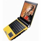 Netbook-Mini Laptop-YELLOW 10.2 inch Intel N270 1.6G-1GB DDR2-160G