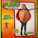 GIRLS HALLOWEEN LADYBUG COSTUME AIRBLOWN INFLATABLE KIDS OUTFIT BY GEMMY