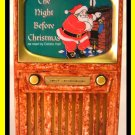 MUSICAL ORNAMENT THE NIGHT BEFORE CHRISTMAS DEIDRE HALL