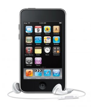 APPLE iPod 64gb TOUCH WiFi MP3 Video 3rd Generation