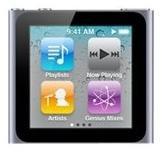 Apple iPod Nano 8Gb 6th Generation Touch Latest Model