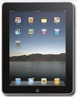 Apple iPad 1 32GB Model A1337 MB292LL/A Tablet Wifi