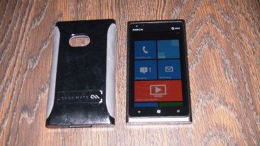 Nokia Lumia 900 - 16GB - Matte Black AT&T Smartphone