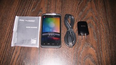 HTC ThunderBoltt 4G LTE Smartphone Verizon Clean ESN