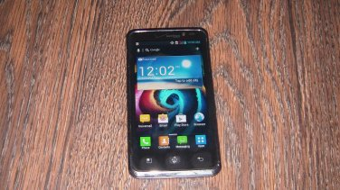 LG Spectrum VS920 4G LTE Verizon Smartphone Clean ESN