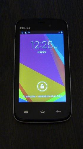 BLU Life Play Mini L190a Unlocked GSM Dual SIM Android 4.4 KitKat Smartphone