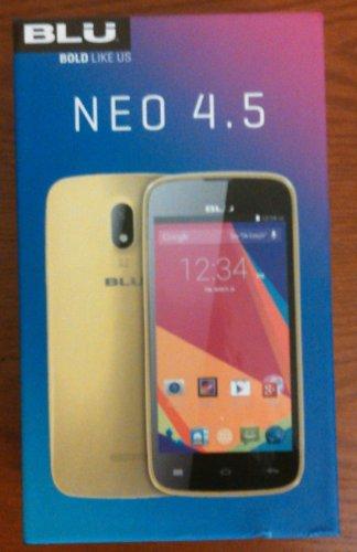 BLU Neo 4.5 S330L Unlocked Smartphone