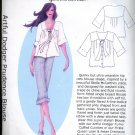 Slinky Girl Artful Dodger Prudence Blouse Pattern Cut to Size 8