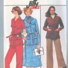 Vintage 70s Simplicity 8191 Jiffy Pants, Skirt and Jacket Szie 14 Bust 36 UNCUT
