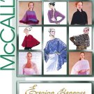 McCalls 3033 Evening Elegance Evening Coverups Caplets Wraps Size XS-L