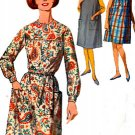 Vtg 60s Simplicity 5213 Sleeveless Dress or Jumper or Maternity Dress Size 14-16 Bust 34-36