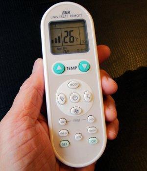 Universal Mini-Split Remote Control Q988