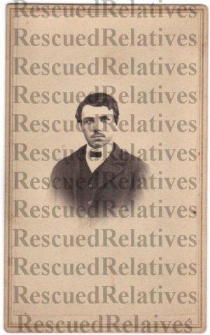 SCHWAB, JACOB OR JAKE, Identified photograph, Jonesville, Hillsdale, MI.