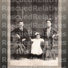 MINNICH, ROBERT, & FAMILY, Identified photograph, ALLENTOWN, PA.