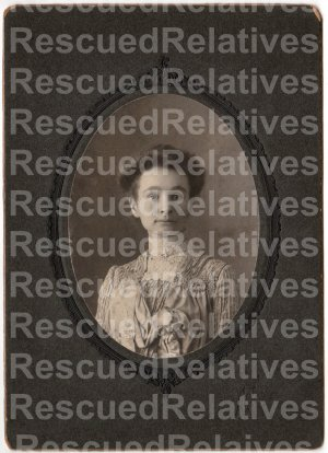 COULTER, HARRIET, Identified Photograph, Allegheny Co., Pa.