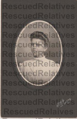 GOOD, ELIZABETH IVY BENDER, identified photograph, BRECKNOCK, PA.