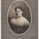 BURKHART, GERTRUDE VON NIEDA, Identified photograph, taken READING, PA.