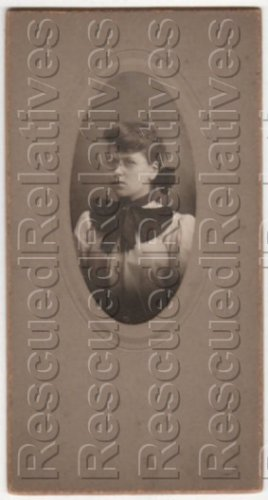 BEAM, BEULAH BRENDLE, Identified Photograph, Pennsylvania
