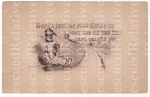 WOLF, AMANDA T. WEAVER , i'd POST CARD, Pen Argyl, Pa.