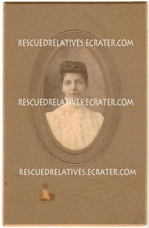 Elsie Barnhart, Chillicothe, Ross Co., OH.