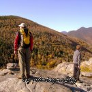The Hikers in the Adirondack Mountains 8 by 10 inch print