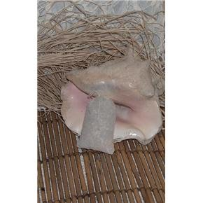 All-Natural Cedar-Lavender muslin Sachet - 3x5