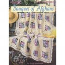 2 booklets of 10 total afghan designs 5 floral 5 are varied patterns
