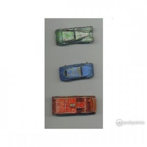 2 TootsieToy cars 1 MidgeToy fire/ladder truck