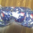 Neck pillow and eye mask pillow set for a stressed mr or ms fix it