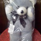 1994 Silver Anniversary bear for Good Bears of World by Muffin in PA