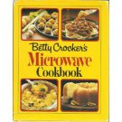 Betty Crocker's Microwave Cookbook - Hardcover