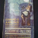 Assignment-Palermo by Edward S. Aarons - 1966 - Fawcett Gold Medal book #d1753 thriller