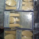 Vintage 1937-64 Ritespoons birchwood Teaspoons Oval Wood Dish Corp 3 boxes of 12